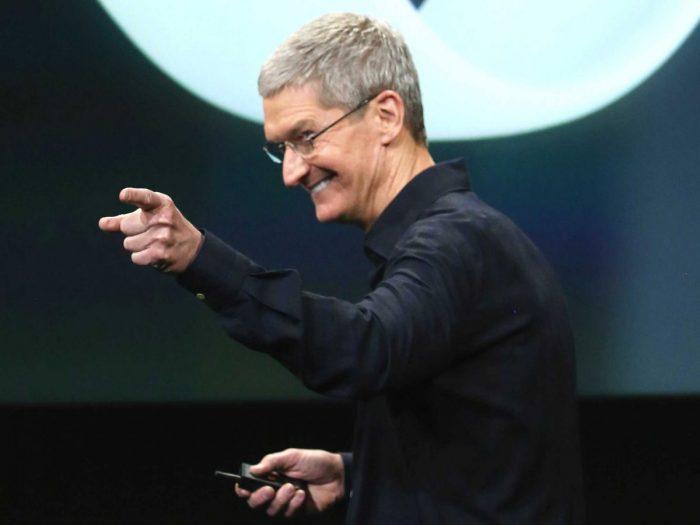 Ventas del iPhone se desploman, la acción ¿se dispara?
