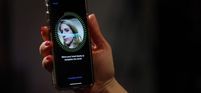 Cómo configurar FaceID en un dispositivo iOS
