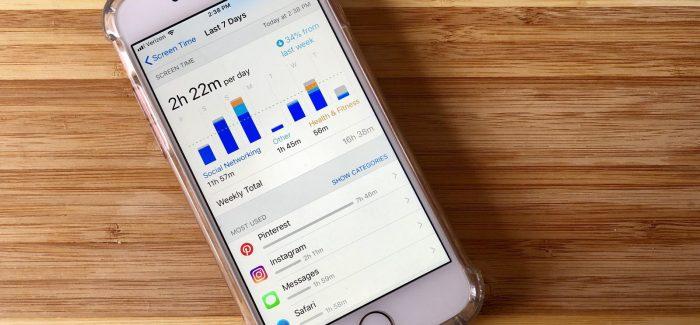 Cómo configurar Tiempo en Pantalla & Controles Parentales (iOS)