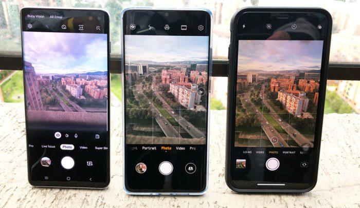 ¿Cuál es la mejor cámara del mercado? ¿Será la del Huawei P30 Pro, Samsung Galaxy S10+ o el iPhone XS Max?