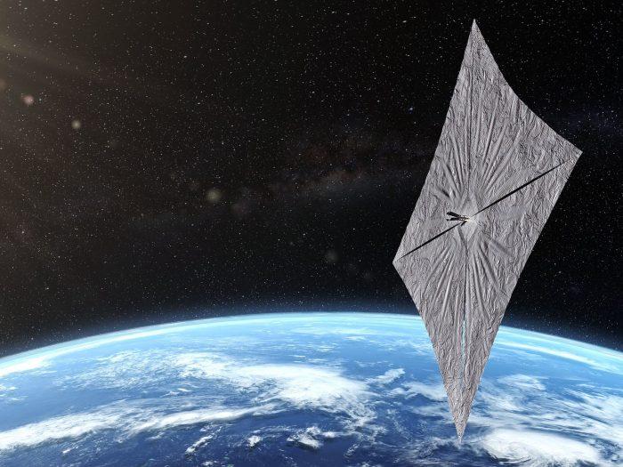 Una Vela Solar: El sueño de Carl Sagan se hace realidad