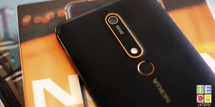 Un gama media como pocos. El Nokia 6.1