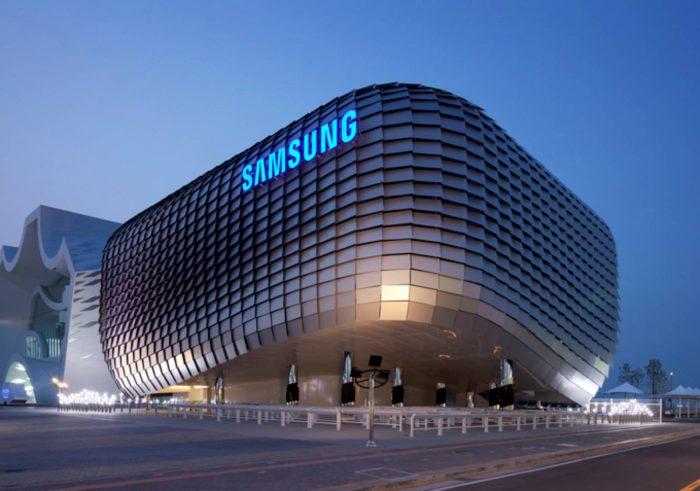 ¿Cuánto depende Samsung de su competencia?