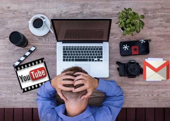 ¿Cómo evitar que las cuentas de YouTube o Gmail caigan en las manos equivocadas?