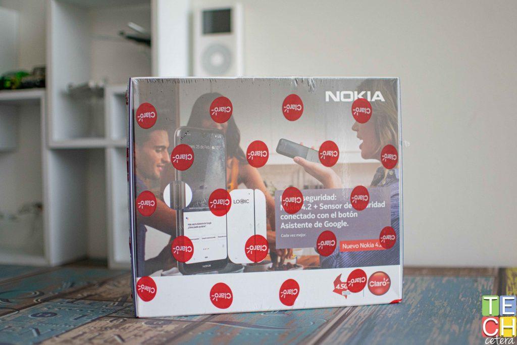Caja del Nokia 4.2