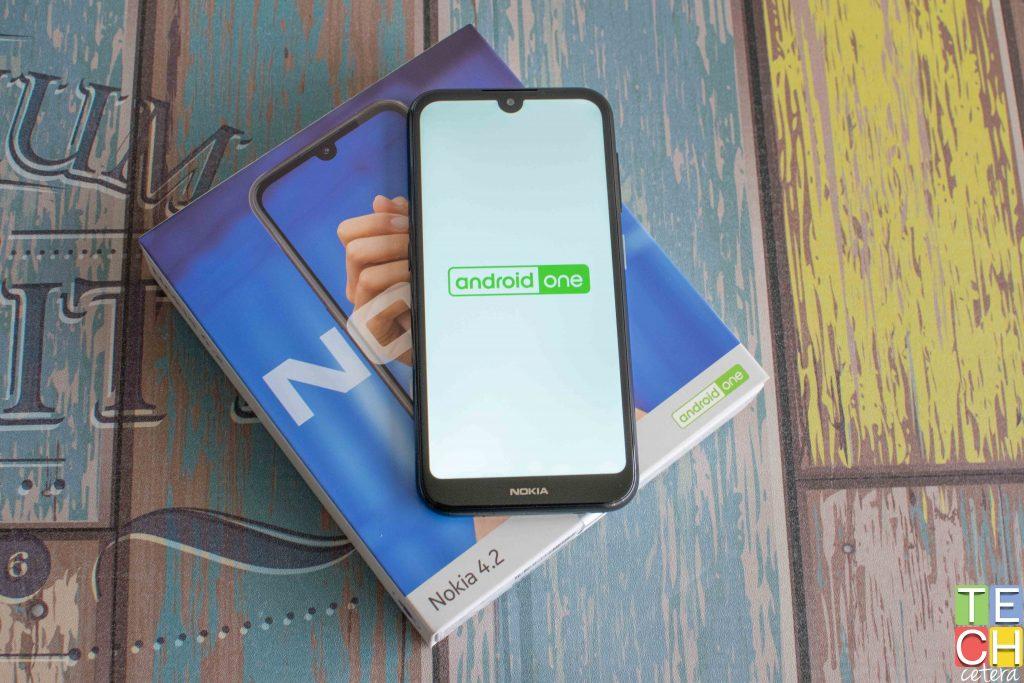 Android ONE en el Nokia 4.2