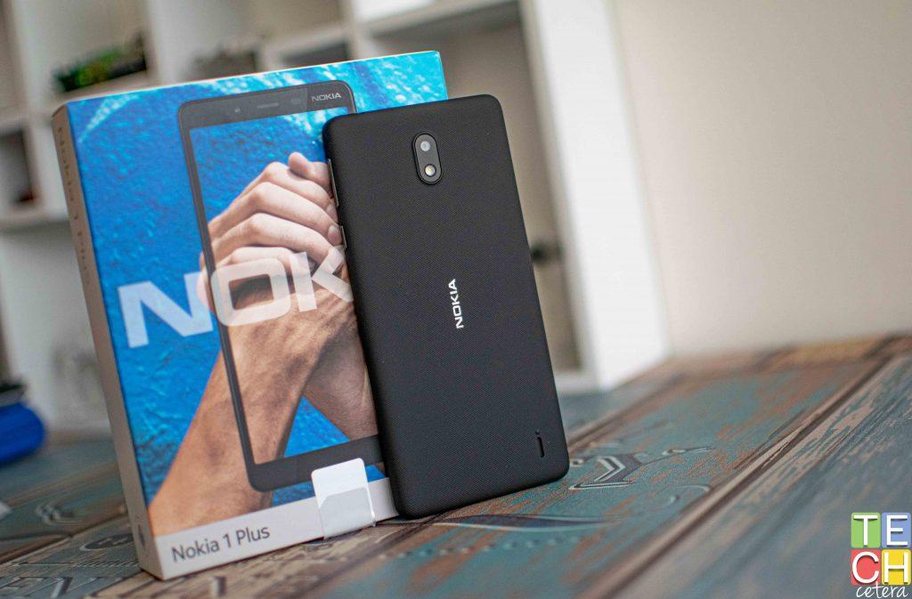 Carcasa Nokia 1 Plus