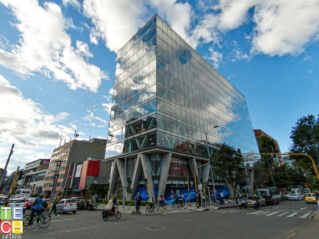 Fotografía de la ciudad con el Huawei Y9 Prime 2019