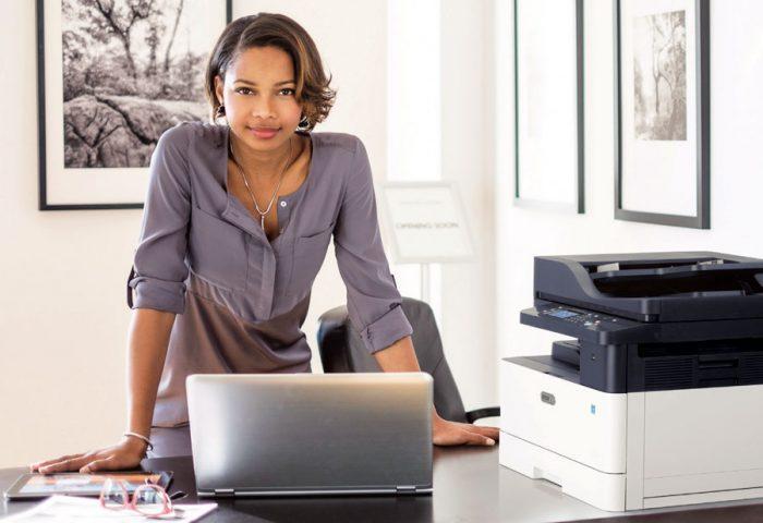 ¡Todo lo que debe saber acerca del asistente de oficina Xerox B1025!