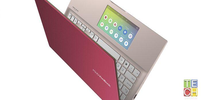 ASUS y sus ganas de redefinir la portátil. La Vivobook S15