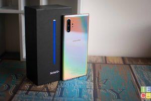 Imagen del Galaxy Note 10+