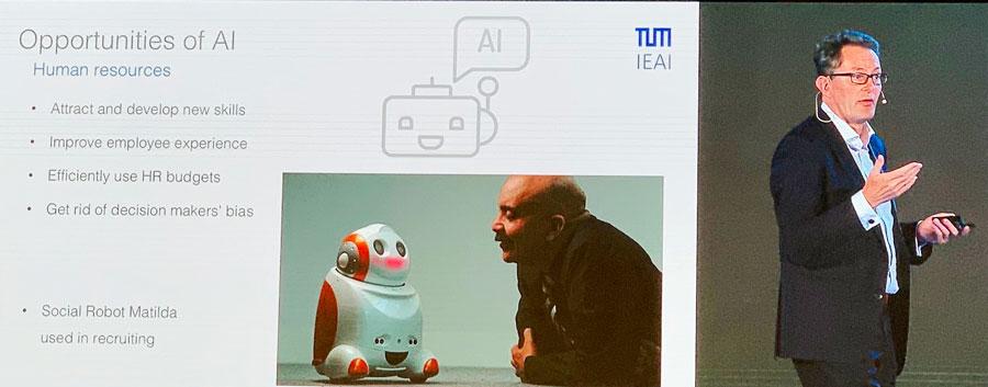 Oportunidades a nivel de IA teniendo en cuenta la ética
