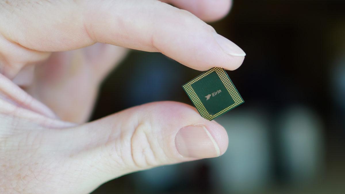 Chip Kirin 990 de Huawei