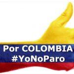 Paro en Colombia