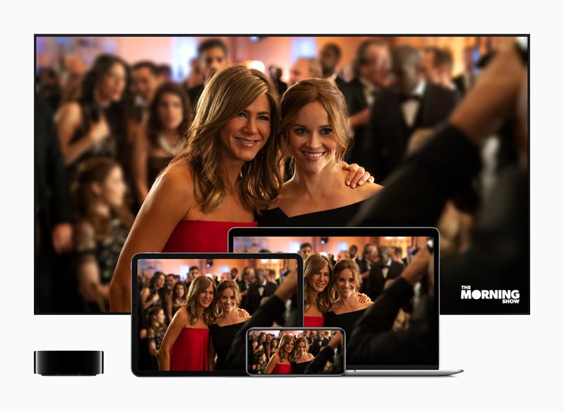 Streaming en distintos dispositivos