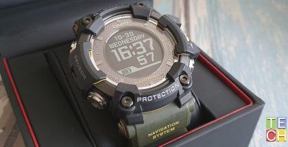 Smartwatch Casio G-Shock Rangeman