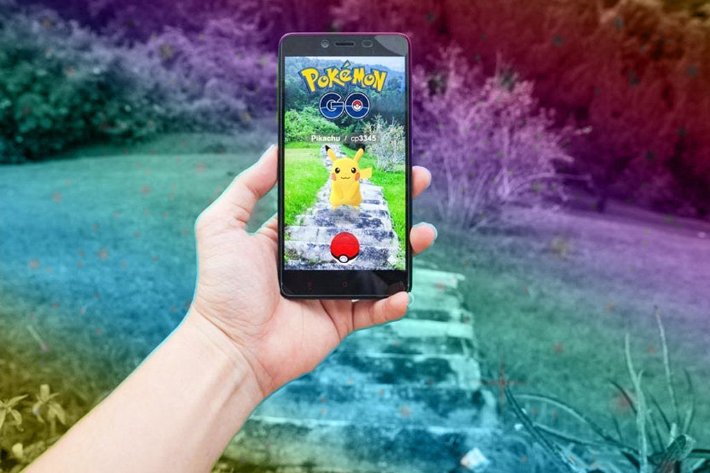 Pokemon GO, videojuego para dispositivos móviles