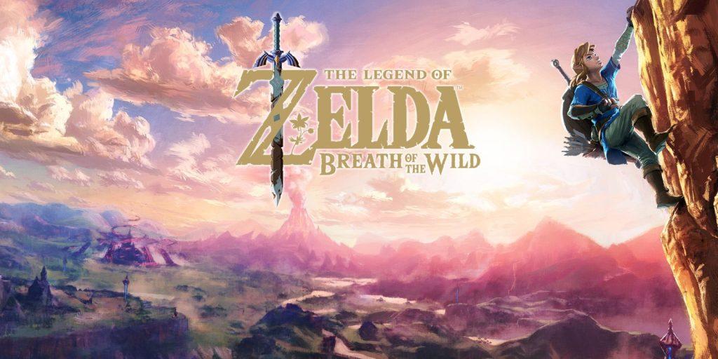 The Legends of Zelda, Breath of The Wild
