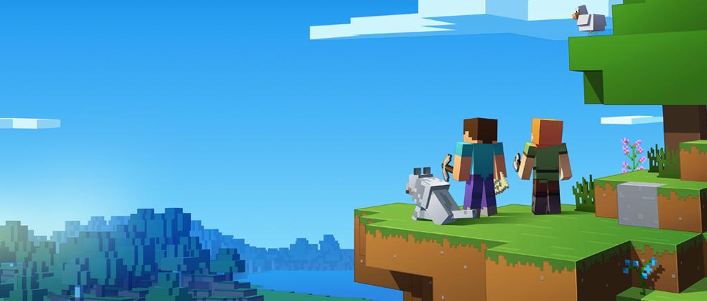 Minecraft, un juego de construcción