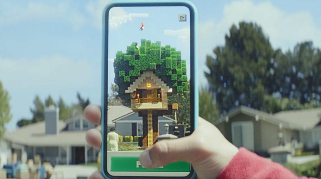 Minecraft Earth, el nuevo videojuego para móvil