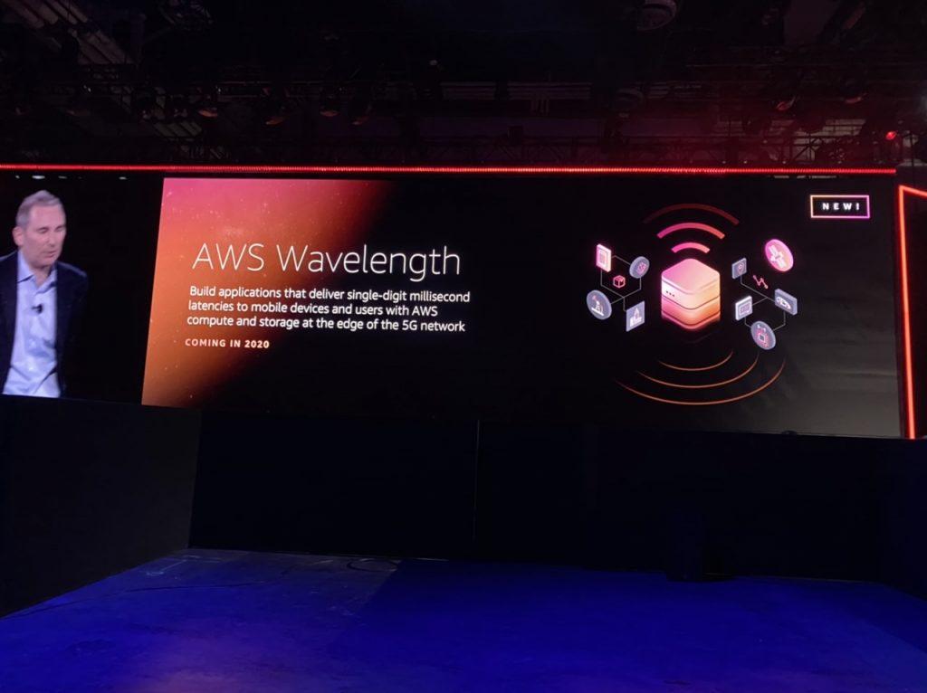 Presentación de Aws Wavelength