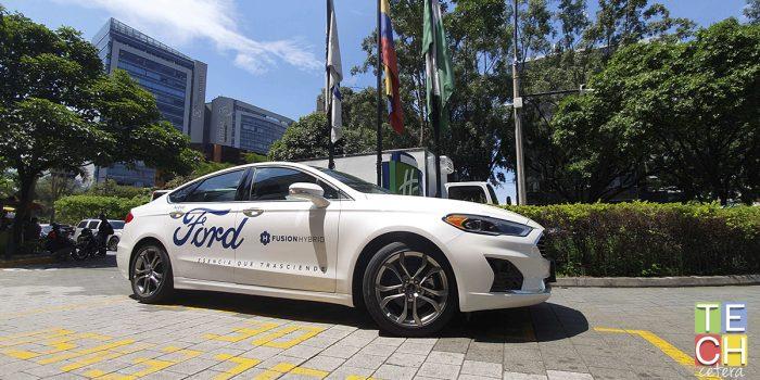 Ford Fusion Hybrid: Cuando dos son mejores que uno!