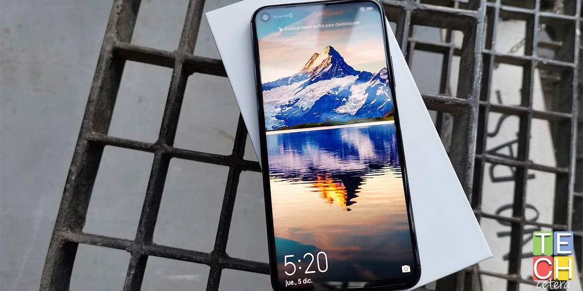 Review Huawei nova 5T