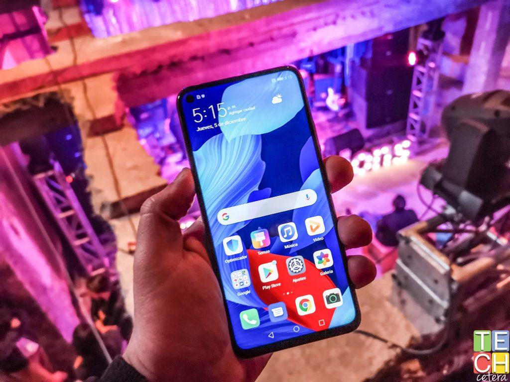 Imagen tomada con el nuevo Huawei nova 5T