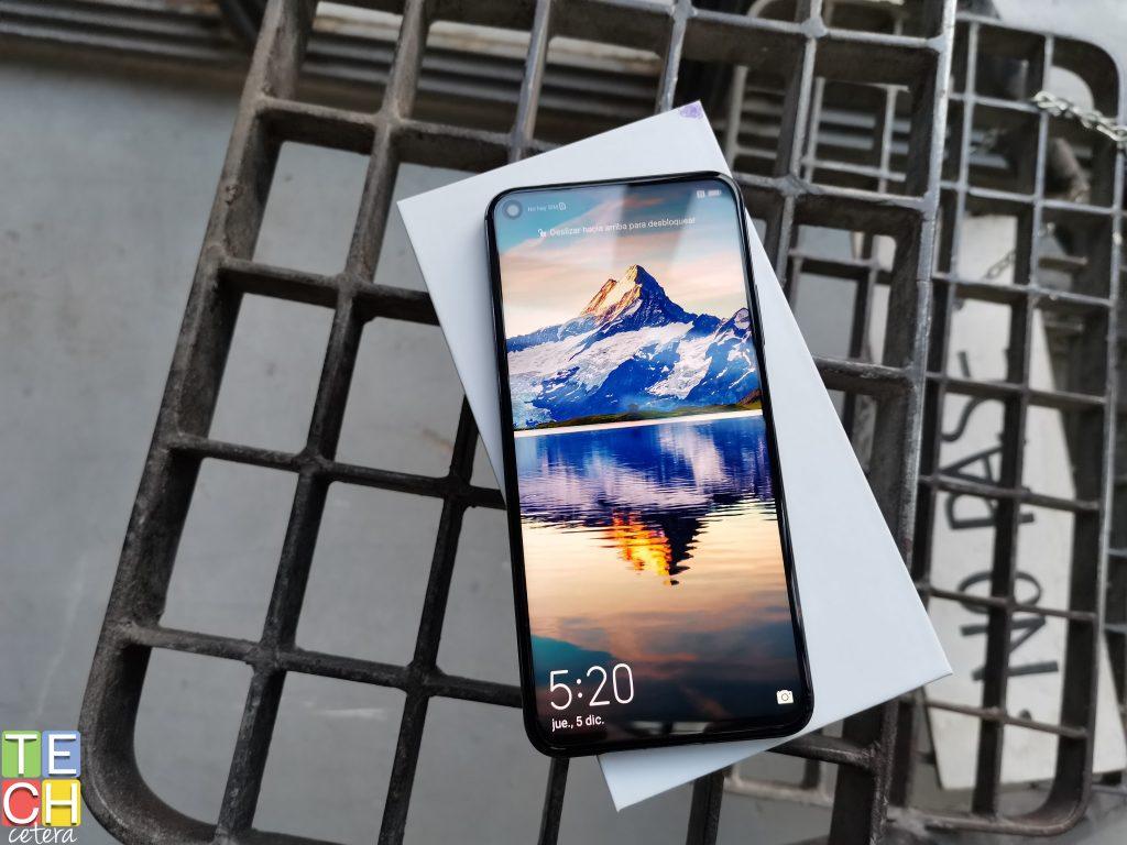 Fotografía con luz natural tomada por el Huawei nova5T