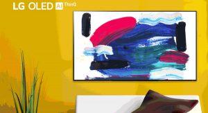 TV LG con Inteligencia Artificial (AI)