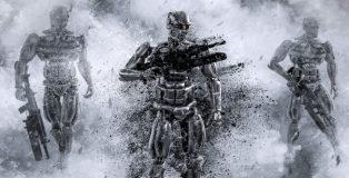 Carrera armamentista de la AI