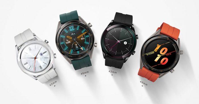 ¡El Huawei Watch GT 2 se siente y se ve bien!
