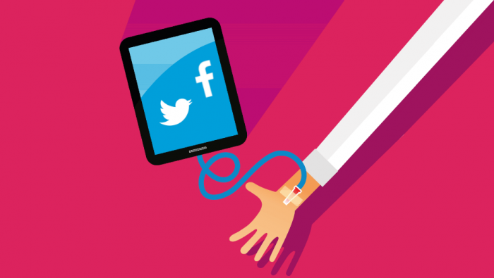 Somos los más adictos a las redes sociales