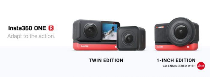 ¡Insta360 ONE R: podría ser la cámara que siempre hemos soñado!