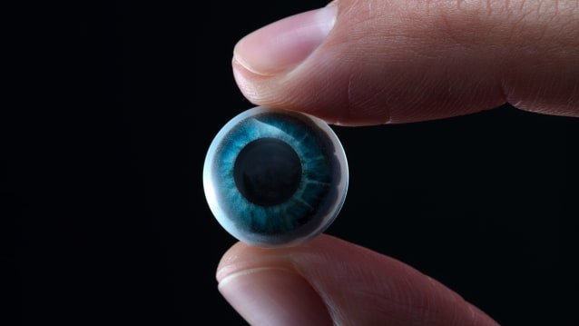 Lente de contacto inteligente que mostrará realidad aumentada