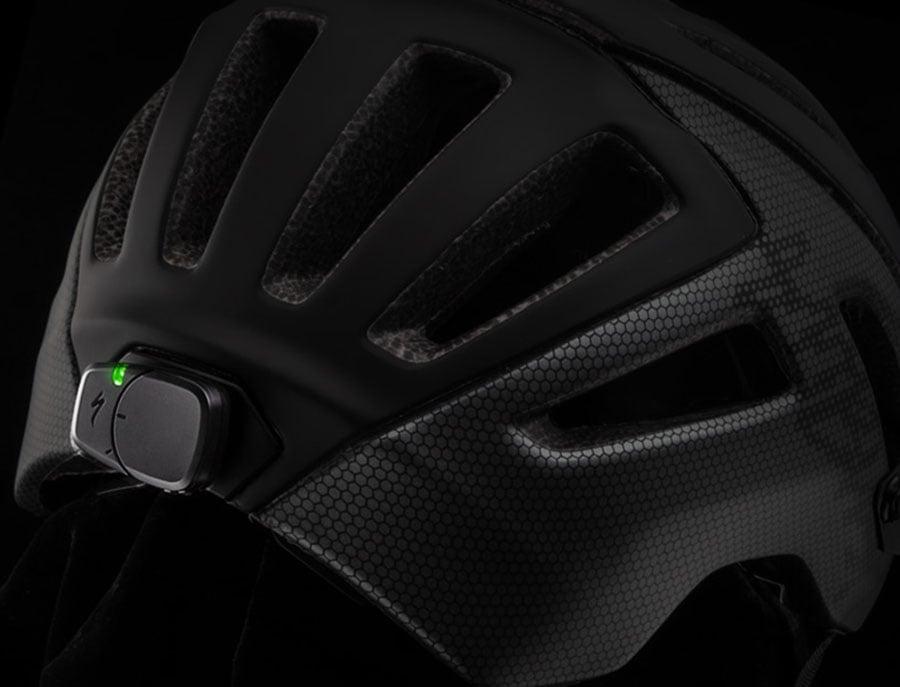 ANGi sensor en casco