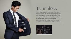 Traje inteligente de Samsung