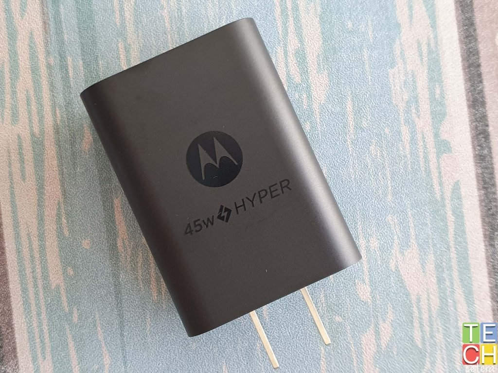 Cargador del Motorola One Hyper