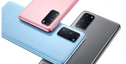 3 smartphone Galaxy S20 Ultra 5G