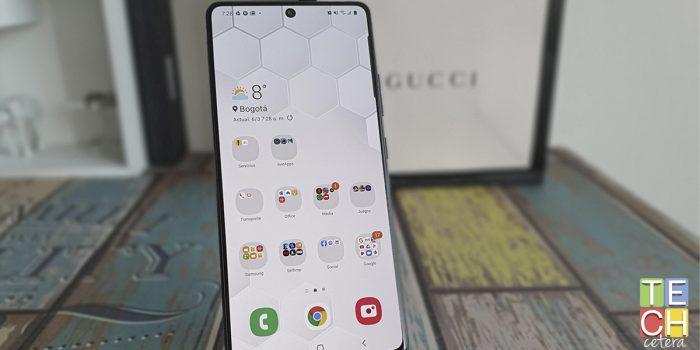Samsung Galaxy S10 Lite: Una propuesta muy chic!