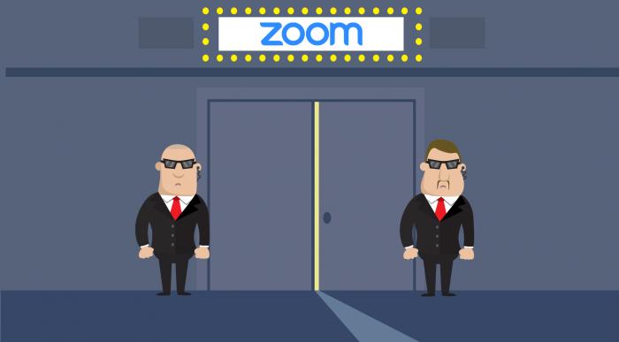"""""""Zoom Bombing"""" y cómo proteger sus llamadas de Zoom de visitantes inesperados"""