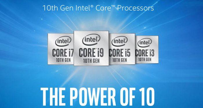 Llega Intel Core serie H con toda su velocidad y rendimiento!