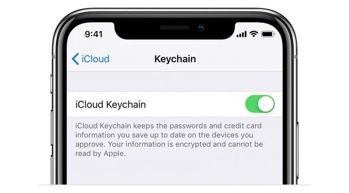 ¿iCloud Keychain y eso cómo se usa?