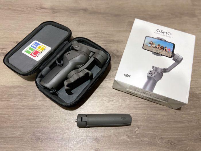 Osmo Mobile 3 y deje la tembladera en los videos!