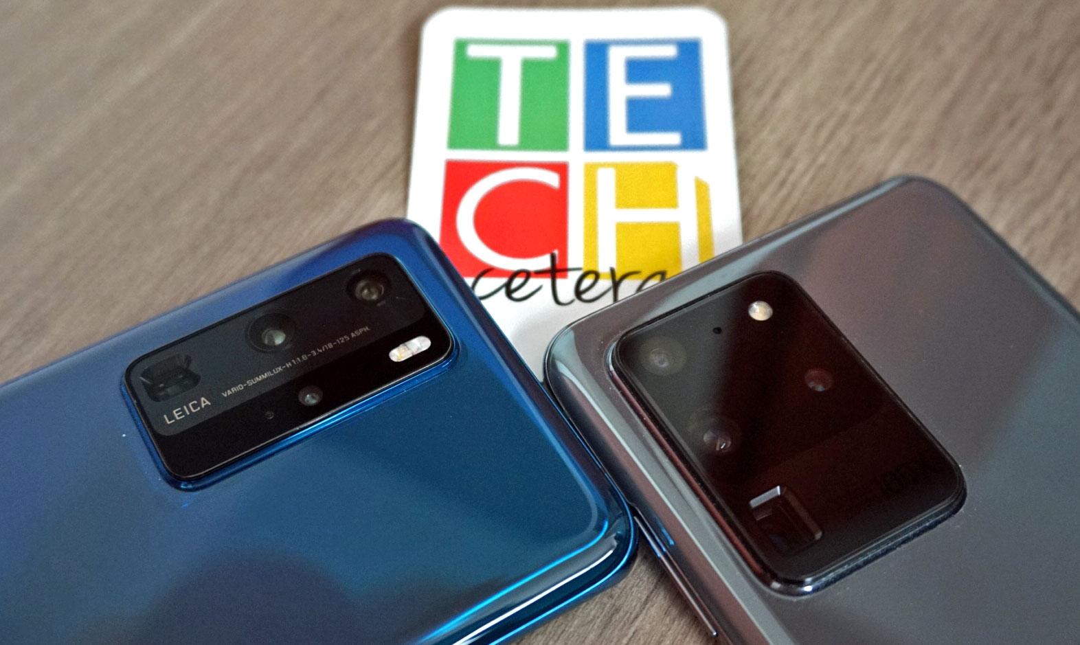 ¿Cámaras tipo calcomanías en los smartphones? ¿Qué es eso?