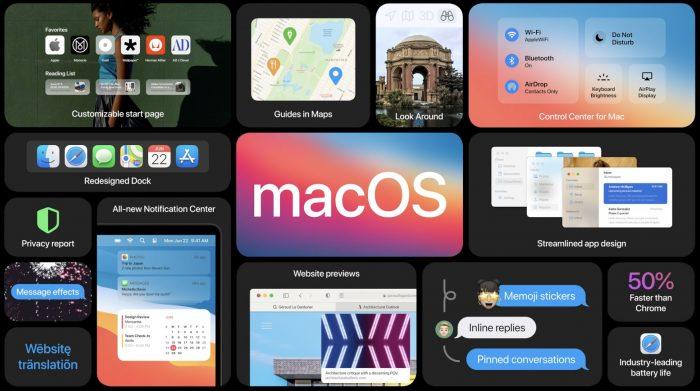 macOS: un cambio mucho más profundo de lo que parece
