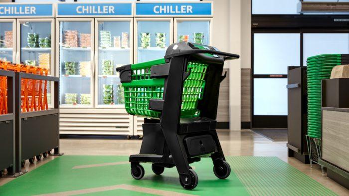 Amazon presenta Dash Cart (y sigue luchando contra la fricción)