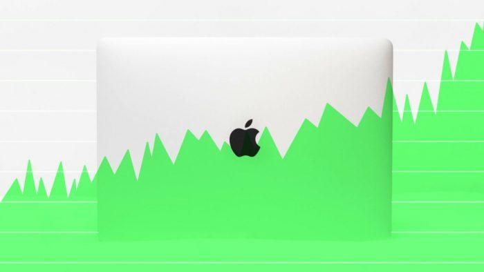Apple rompe otro récord en ventas a pesar de la pandemia