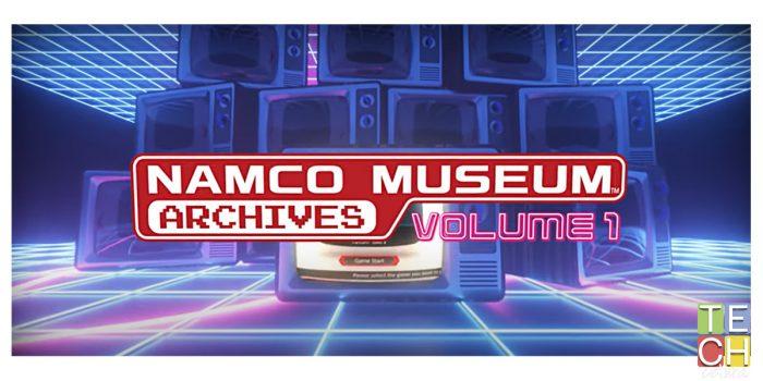 Bandi Namco Presenta: Namco Museum Archive Vol 1 y 2