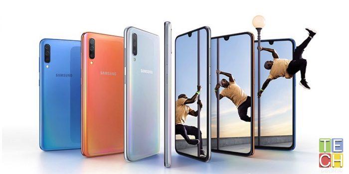 Samsung apuesta fuerte por la gama media con su serie A